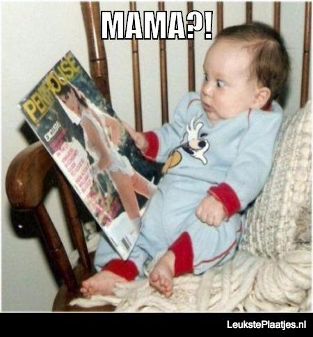 Mama in de Penthouse?