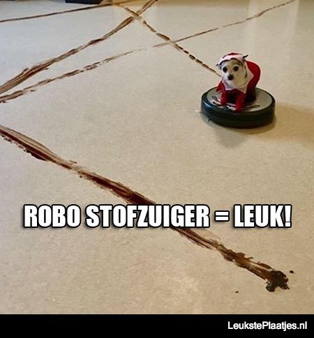 robo-stofzuiger