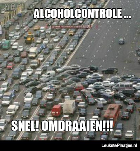 alcohol controle